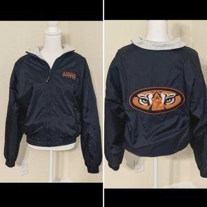 Vintage oversized Auburn Tigers college jacket